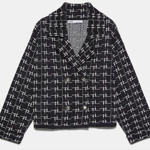 Zara cardigan/ blazer S